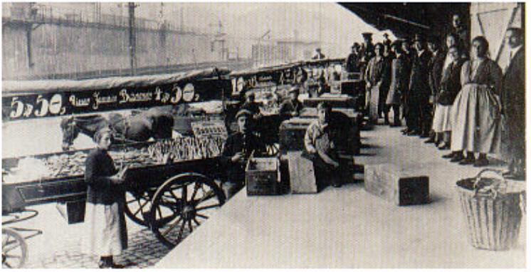 Gleis 9 - 1900