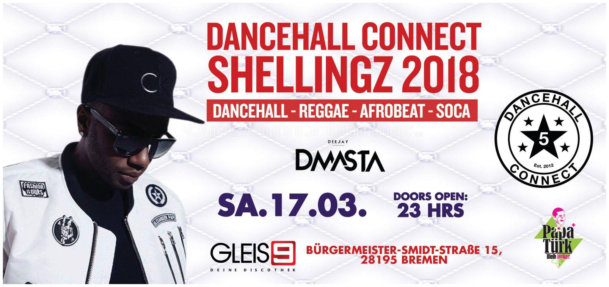 Dancehall CoNNect Shellingz