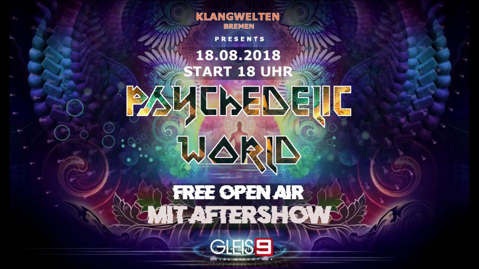 Psychedelic World & Open Air for free