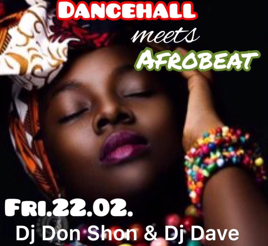 Dancehall meets Afrobeat ´Carnival Edition´