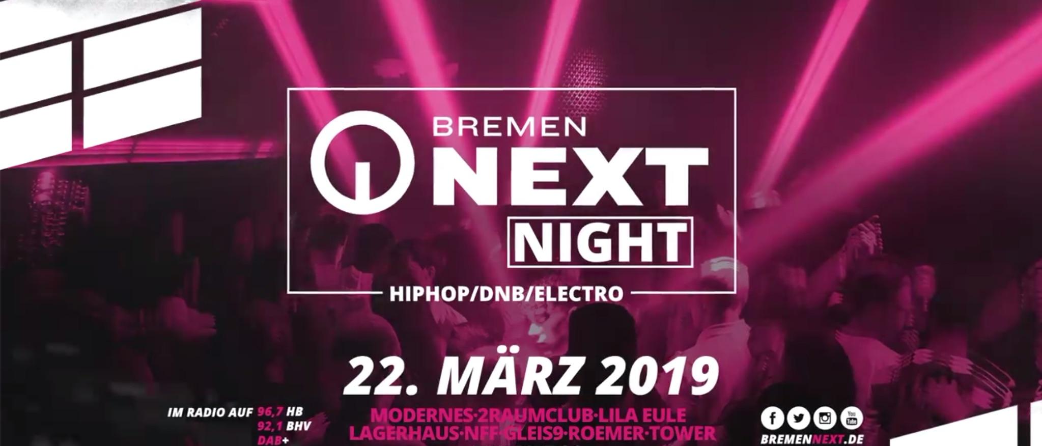 Bremen NEXT Night Vol. V